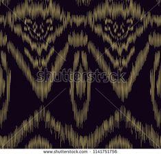 Striped tile pattern golden lines for textile pattern,fabric print - bu vektörü Shutterstock'ta satın alın ve başka görseller bulun. Tile Patterns, Textured Background, Damask, Backdrops, Paisley, Textiles, Image, Damascus, Damasks