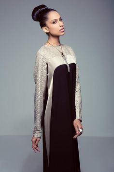 عبايات خليجية caftan 2014 #caftan #abaya #fashion #hijab http://www.a3da.net/models-abaya-gulf-caftan-2014/