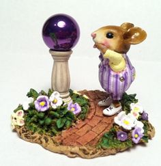 Silly Gardener by Wee Forest Folk® Fairy Tales exclusive