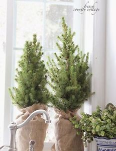 5 French Cottage Christmas touches | eBay