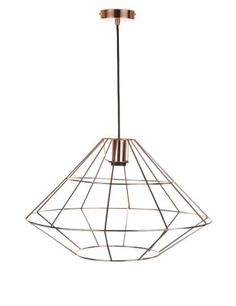 See your home in a better light and add a fresh touch to any room with this stylish ceiling pendant.