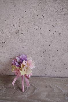 ハワイウエデイングの花嫁様へ♡プルメリアブーケ の画像 アートフラワーウェディング greenplus