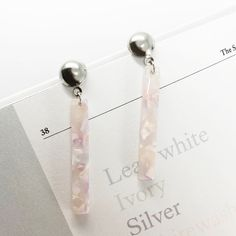 CUTIFICIAL Love Swimming Earrings For Women and Girls Clip-on Exchange Available