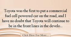 Maurice Strong Quotes About Car - 8578