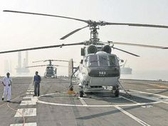 INDIA, RUSSIA TO CONCLUDE KAMOV, MI-17 HELICOPTER DEALS BY YEAR END