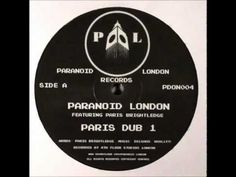 Paris Brightledge on Paranoid London Records Planetary Assault Systems, Mix Cd, Berghain, Electronic Music, Music Publishing, Rolling Stones, Music Songs, Techno, London