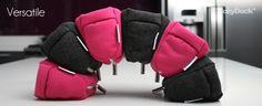 A versatile phone dock that sits anywhere! Fashion Backpack, Backpacks, Phone, Bags, Handbags, Telephone, Backpack, Mobile Phones, Backpacker