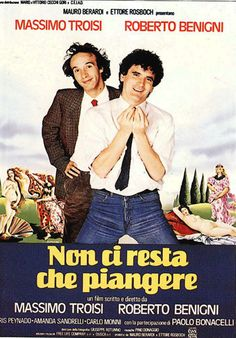 Non ci resta che piangere (1984) - Nothing Left to Do But Cry