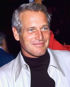 Paul Newman - one of the sexiest things about him is his love for his wife!