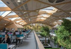 WWF-UK Headquarters, Living Planet Centre | Hopkins