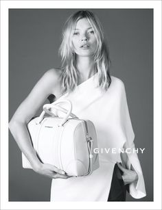 KATE MOSS for the Givenchy Ad Campaign Spring Summer 2013