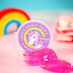 If you can't beat them. join them! Putty, Slime Making Kits & growing eggs have arrived! Unicorn Gifts, Unicorn Party, Glitter Unicorn, Magical Unicorn, Fidget Toys, Money Box, Slime, Birthdays, Christmas Gifts