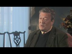 Interviewer Asks Atheist Steven Fry What He'd Say If He Met God - Fullist