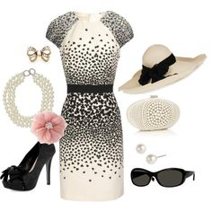 Kentucky Derby fashion - Look fabulous on Derby Day! #kentuckyderby