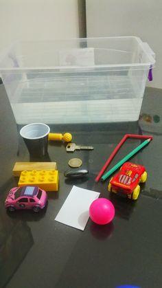 Rüzgar ım için montessori ev okulu(montessori homeschool): yüzen ve batan cisimler