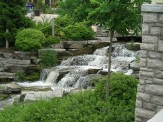 Visiting Bethany Averie's blog and chatting about Between Land and Sea... Fountain, Waterfall, Sea, Outdoor Decor, Blog, Water Fountains, Waterfalls, The Ocean, Blogging