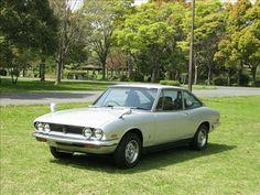 Isuzu 117 Coupe in 1968