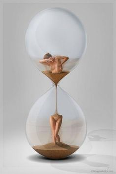 Sanduhr / Hourglass by Ingendahl. Creative Photography, Art Photography, Level Design, Surreal Art, Hourglass, Photo Manipulation, Art Inspo, Collage Art, Amazing Art