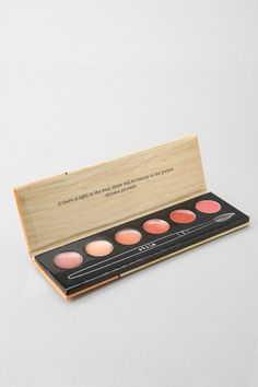 Get the perfect look with this essential makeup palette from Stila! #urbanoutfitters