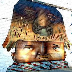 Veng street art in NYC Faces in NYC Public Spaces: RAE, Youth Waste, Veng, The Yok, Ewok, Joseph Meloy, Aimee Cavazzi & JRs Inside Out NYC
