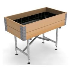 Para crear un #huerto urbano en tu casa   http://www.elangreen.com/producto.php?codigo=sembrar-mesas-21901114