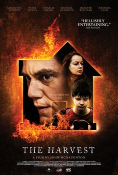 Michael Shannon has proved how creepy he can be in action films and thrillers like Man of Steel and The Iceman, but his latest movie is straight-up horror territory. In The Harvest, coming out in select theaters and On Demand on April 10, he and Samantha Morton star as parents who basically keep their sickly son prisoner in their home.