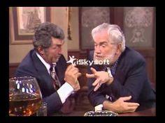 Dean Martin & Foster Brooks - The Bar/Brain Surgeon - YouTube