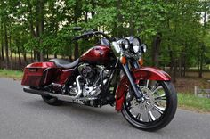2010 FULLY CUSTOM ROAD KING | Gastonia Used Motorcycles for Sale | The Bike Exchange