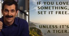 If Phil Dunphy quotes were motivational posters