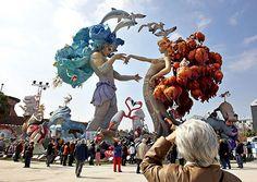 Fallas Festival, Valencia