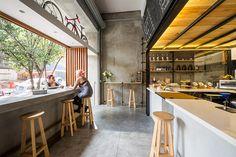 *자전거 클럽 [ DCPP arquitectos ] fijo cycling club in mexico city :: 5osA: [오사]