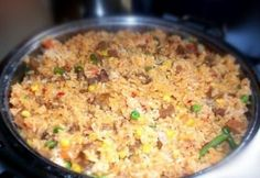 17 puha és zamatos rizses hús | NOSALTY Fried Rice, Main Dishes, Vegetables, Ethnic Recipes, Food, Main Course Dishes, Entrees, Essen, Main Courses