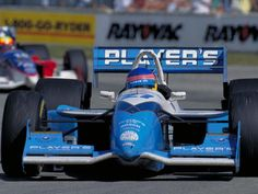 F-Indy: Villeneuve vence em Cleveland-1995 após domínio do novato De Ferran - Drive Tube