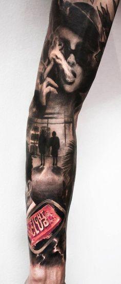 Killer sleeve by Paolo Murtas...
