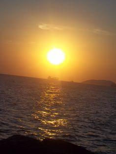 Pôr-do-Sol , Ilhabela Brasil!