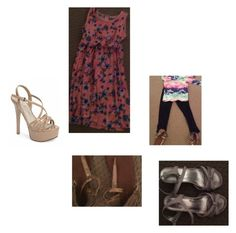 """My wear"" by adelinehardage on Polyvore featuring Chinese Laundry"