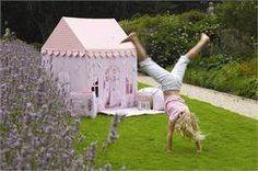 Fairy Cottage Play Tent