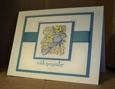QFTD47~With Sympathy~Garden Collage by MelodyGal - Cards and Paper Crafts at Splitcoaststampers