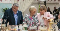 Coventry and Warwickshire residents watching the Great British Bake-Off were on the edge of their seats last night