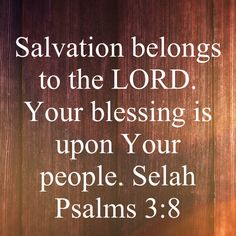 Daily Word, Psalms, Blessed, Lord, Word Of The Day