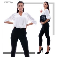 Miss Pinky Black Jeans, Womens Fashion, Pants, Tops, Trouser Pants, Black Denim Jeans, Women's Fashion, Women's Pants, Woman Fashion