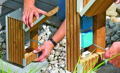 Wasserdichte Außensteckdosen: Was Sie zur Sicherheit von Energiesäulen wissen müssen und wie Sie eine Gartensteckdose selber bauen, lesen Sie hier