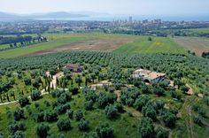 Maremma villas Tuscany Italy