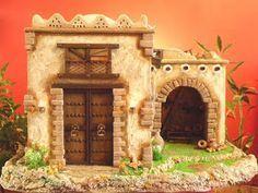 Wargaming Terrain, Christmas Nativity, Portal, Christmas Decorations, Crafts, Home Decor, Ceramic Jewelry, Doll Houses, Inspiration