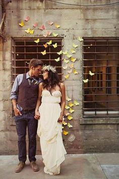 Matrimonio a tema hipster - Fotogallery Donnaclick