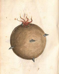 Martin Merz, Feuerwerksbuch, 1450