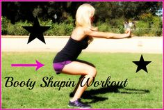 booty shapin workout <---