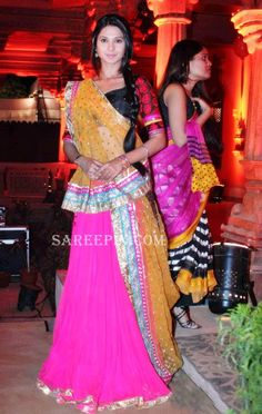 Jennifer Winget in TV Series Saraswatichandra