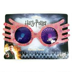 See the world through the eyes of your favorite quirky Ravenclaw student with these Luna Lovegood Spectraspecs.