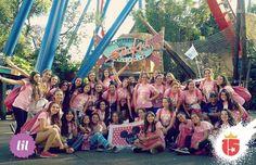 #lilaF16 en #Disney con #enjoy15! #enjoy15 #temporadaEnjoy15! #febrero2016 #15
